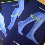 SIGVARIS MAGIC COLORS – der Kompressionsstrumpf für höchste ästhetische Ansprüche