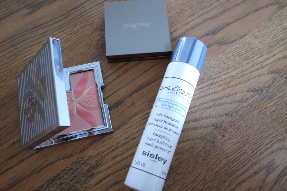 Sisley Paris BLUR EXPERT, SISLEYOUTH ANTI-POLLUTION, L'ORCHIDÉE CORAIL Blush-Highlighter,
