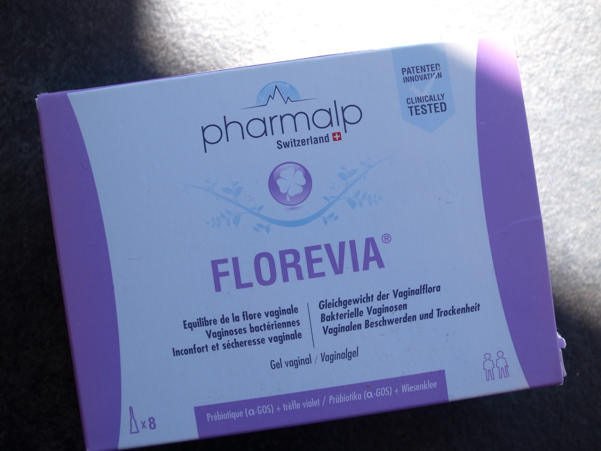FLOREVIA Vaginalgel von pharmalp Switzerland
