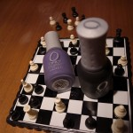 Schachmatt // avec Orly