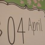 my Top 5 of april