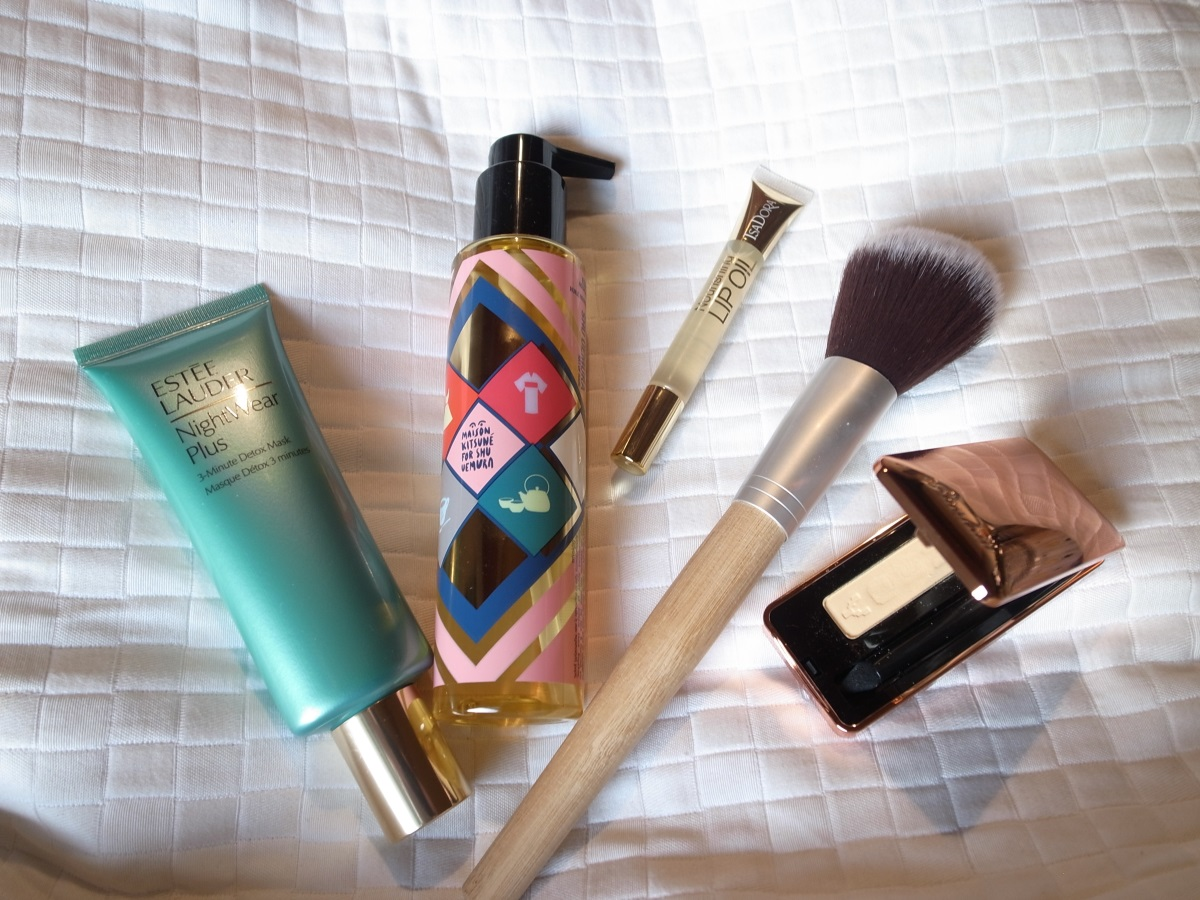 meine Top 5 vom Februar '16 mit tollen Beauty-Produkten
