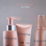 Verlosung: KÉRASTASE DISCIPLINE Curl Idéal 4-teiliges Haarpflegeset