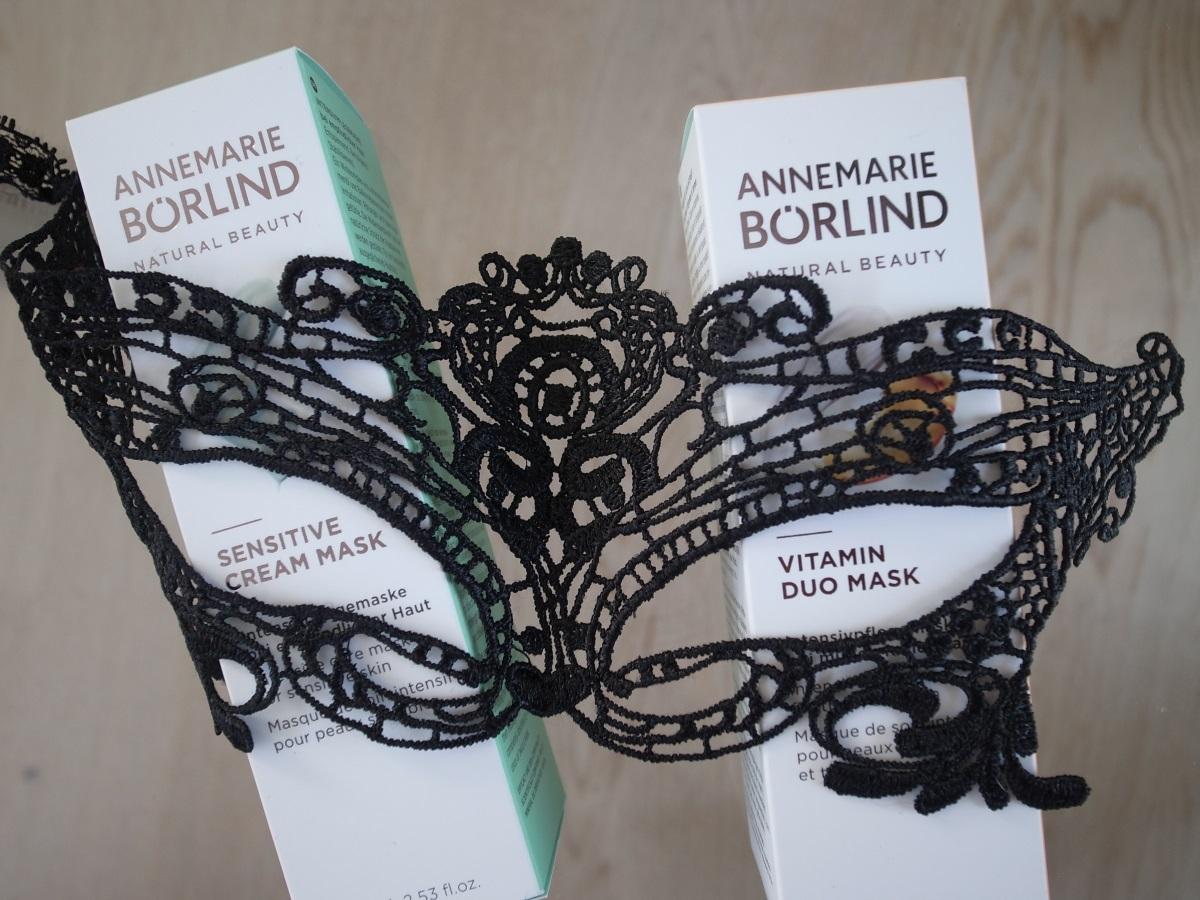 Beauty Masks, die neuen Intensivpflegemasken von Annemarie Börlind