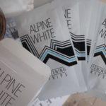weisse Zähne – ALPINE WHITE WHITENING STRIPES