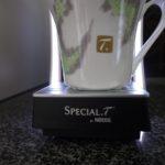 Genuss auf Knopfdruck: SPECIAL.T by Nestlé