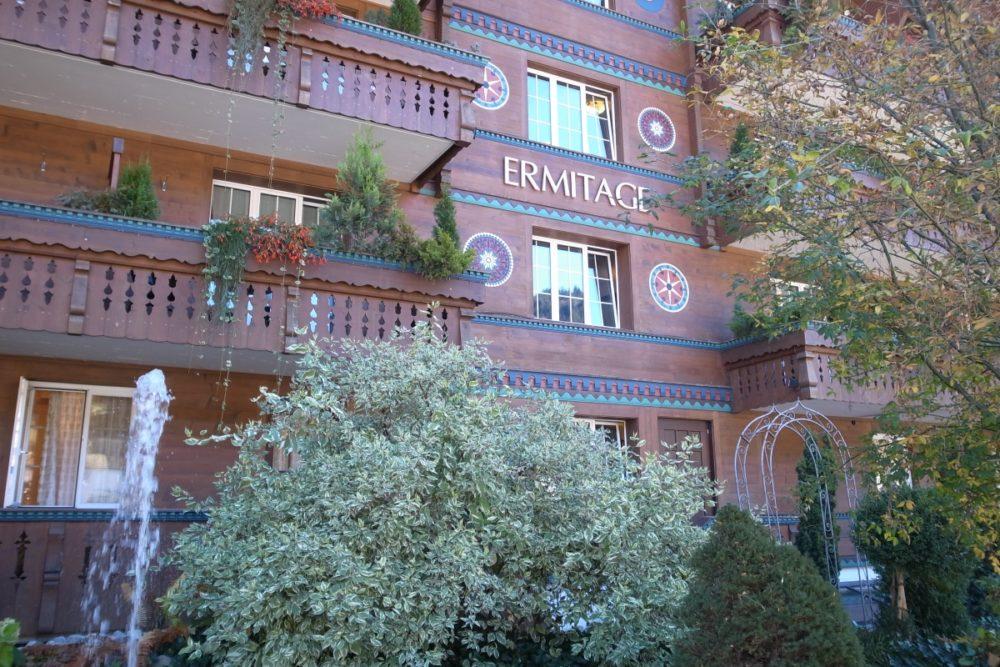 Wellness- & Spa-Hotel Ermitage Schönried ob Gstaad