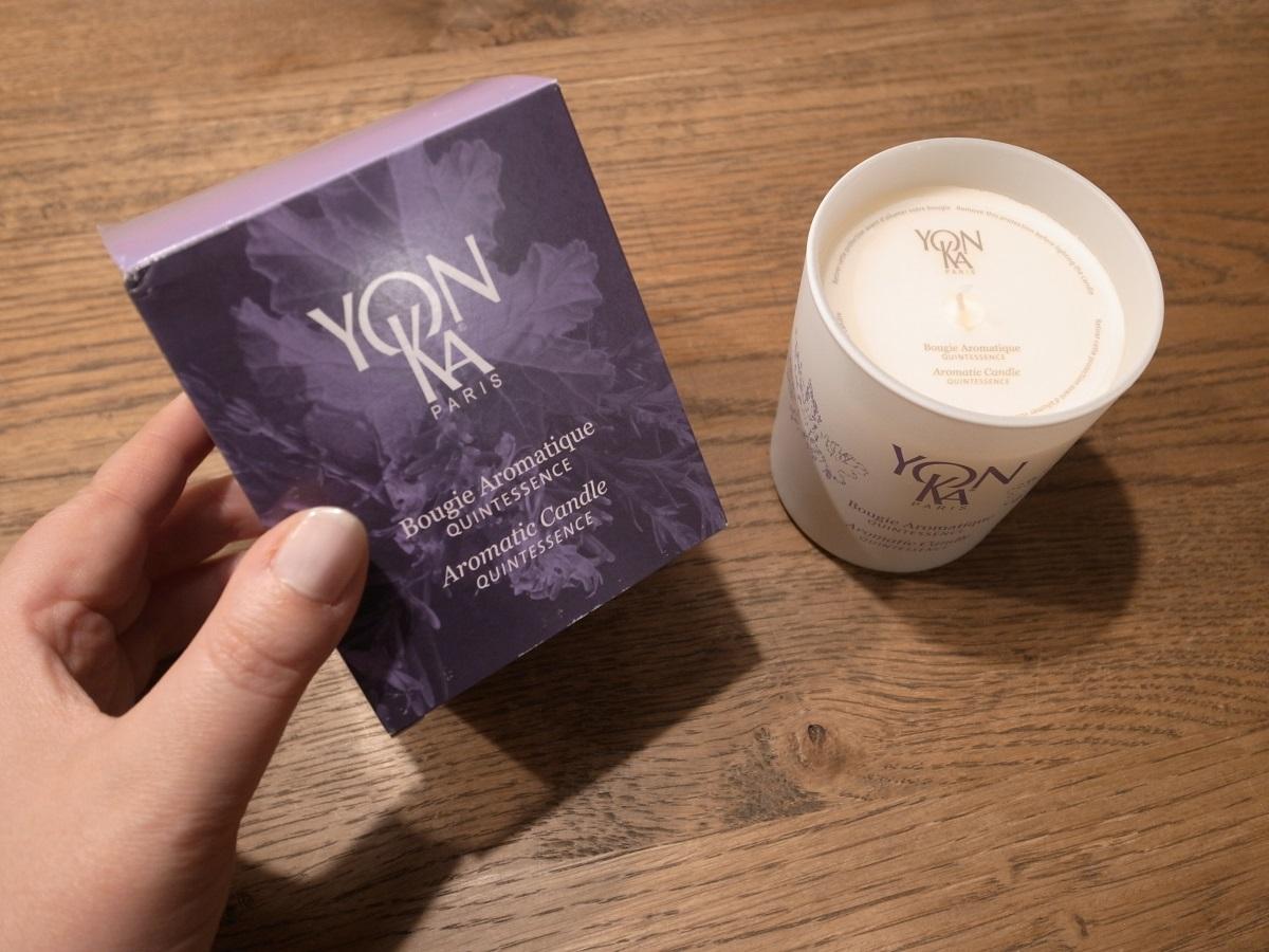 Yon-Ka Bougie Aromatique Quintessence