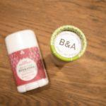 BEN & ANNA – natürliches Soda Deodorant