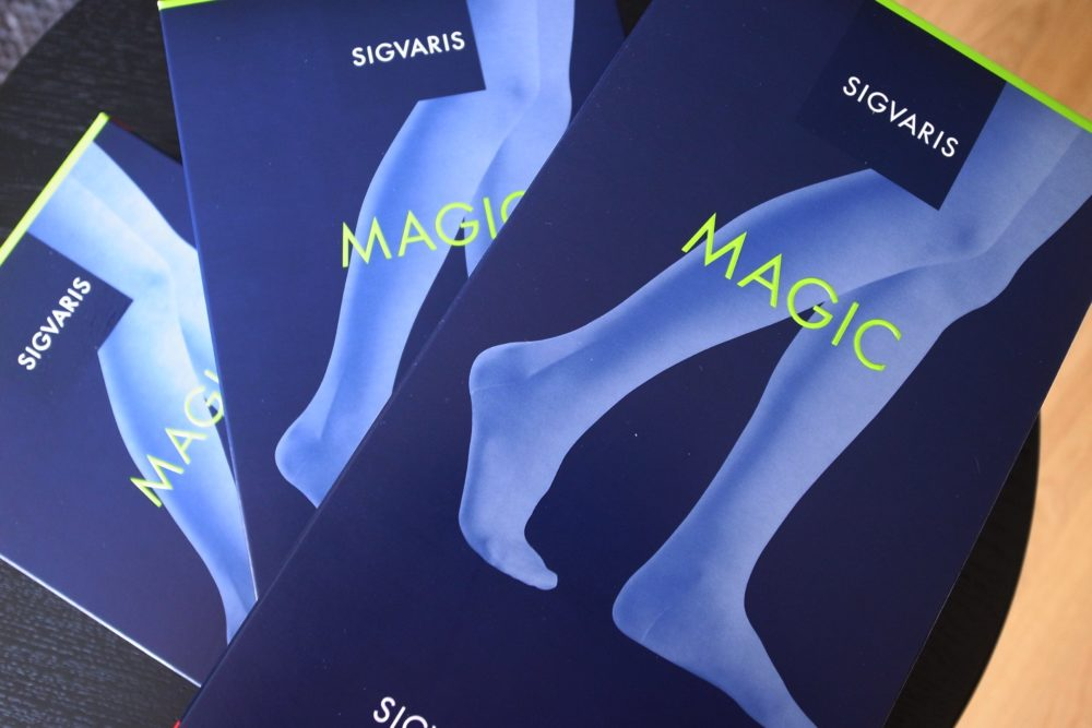 SIGVARIS MAGIC COLORS Kompressionsstümpfe