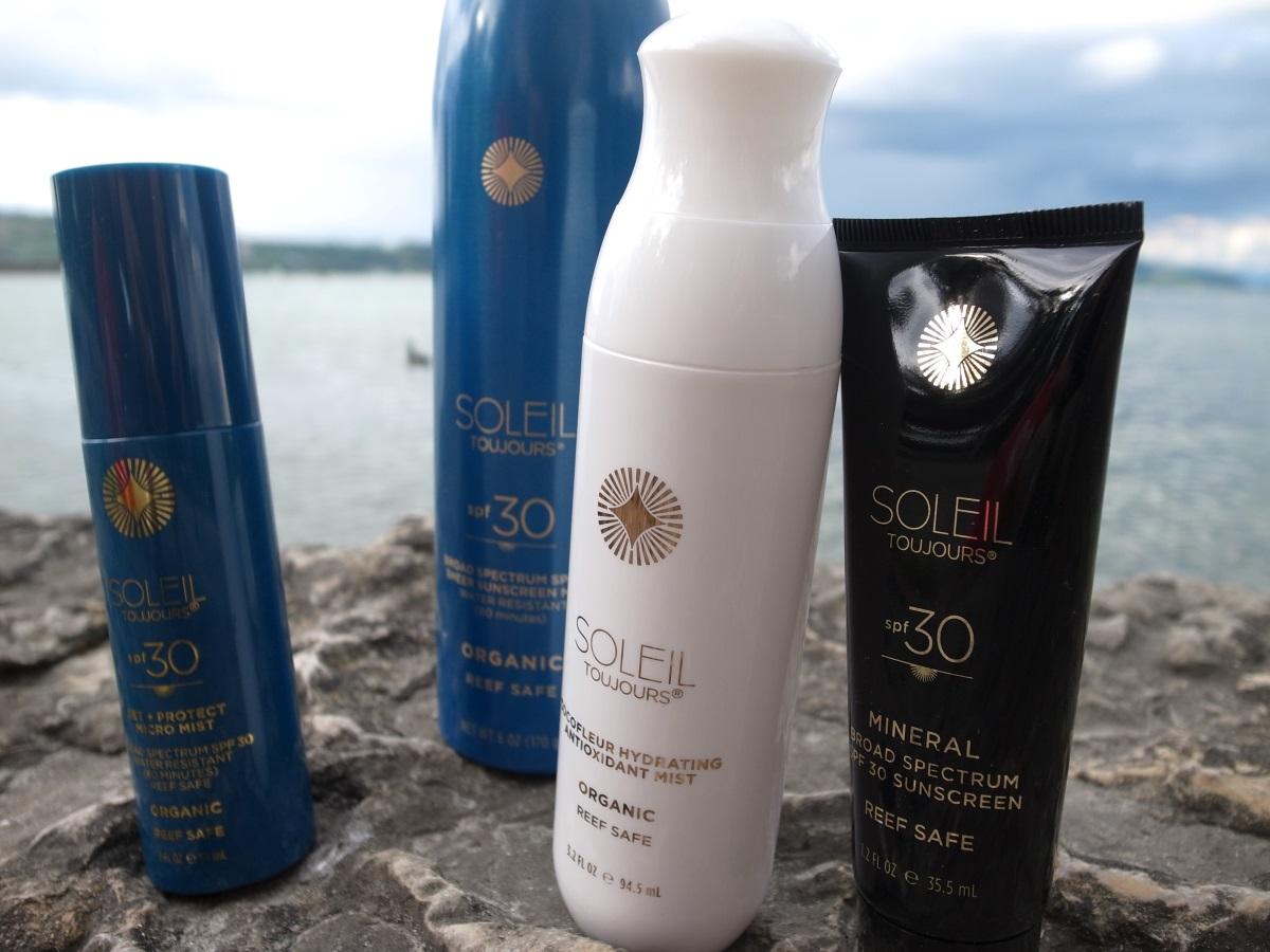 Soleil Toujours , natürlicher Sonnenschutz